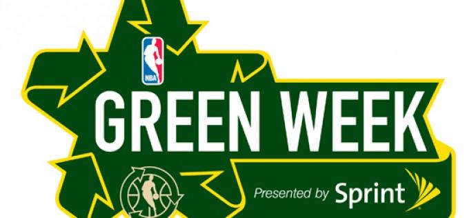 La NBA se vuelca con el medio ambiente en la 'NBA Green Week'