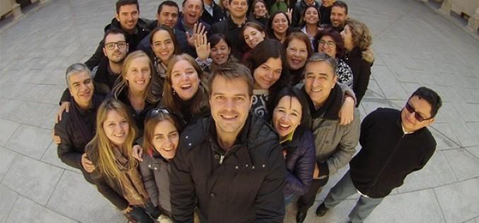 Miembros de Ceres participaron en Posgrado Iberoamericano de RS