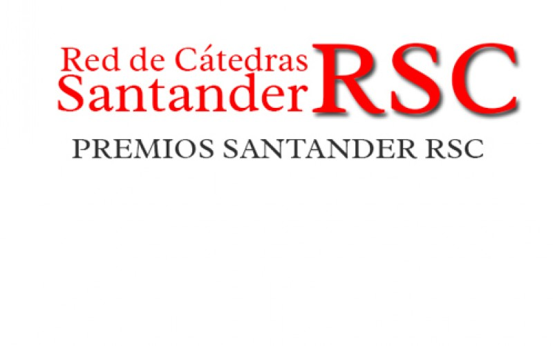 Convocados los Premio Santander de Investigación y Ensayo sobre Responsabilidad Social Corporativa
