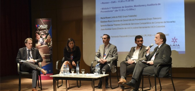 """Los Principios Rectores de Empresas y DDHH y la """"debida diligencia"""" marcan la agenda de la RSE en cadena de valor"""