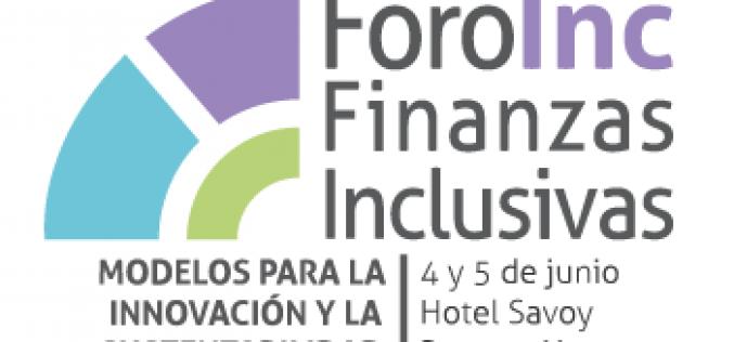 Foro Inc Finanzas Inclusivas