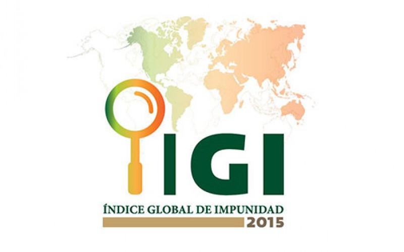 Índice global de impunidad 2015