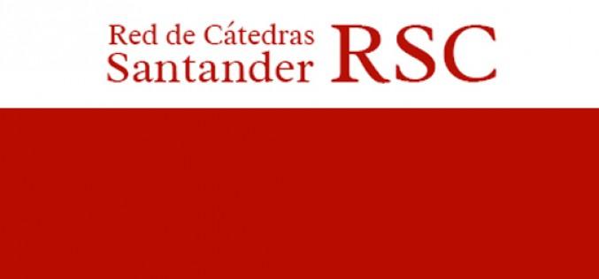 La Red de Cátedras Santander RSC lanza una nueva edición de sus premios RS
