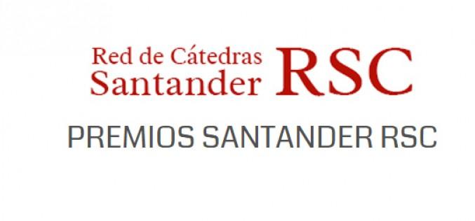 Alfonso Ortega gana el I premio Santander al mejor ensayo corto sobre RSC