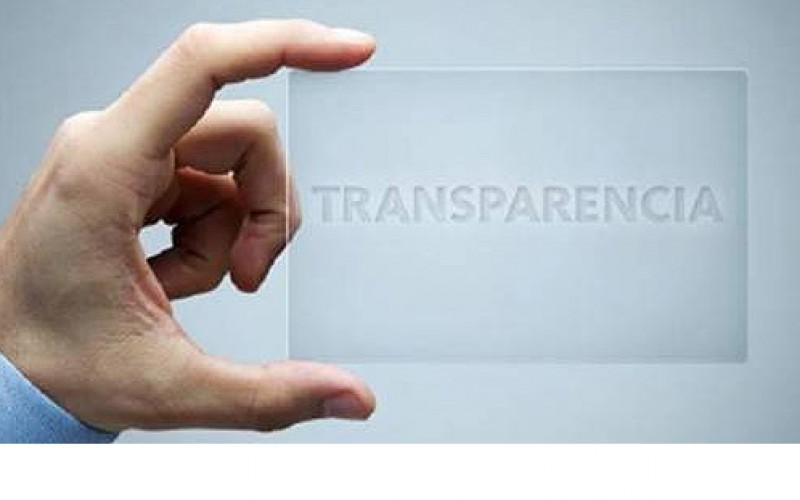 Cuestión de transparencia más que de factura fiscal