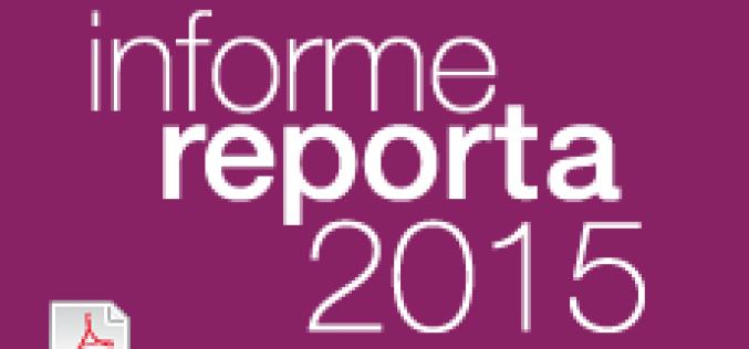 Presentada la última edición del Informe Reporta
