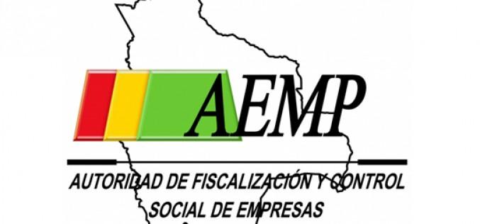 Bolivia: La Autoridad de Fiscalización de Empresas inició la labor de control de las acciones de RSE que ejecutan las empresas pidiendo información a 23 Sociedades Comerciales