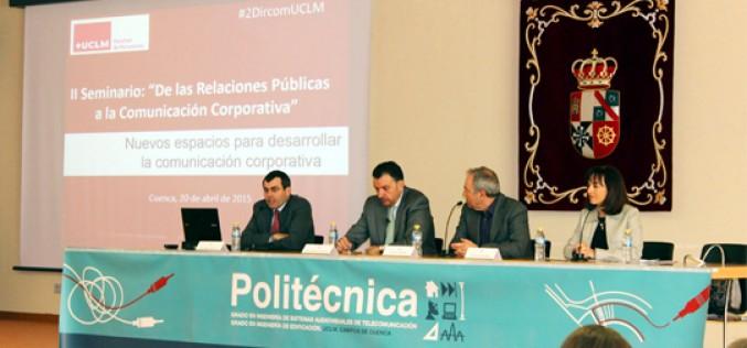 La Facultad de Periodismo de la UCLM dedica un seminario a la comunicación de la responsabilidad social