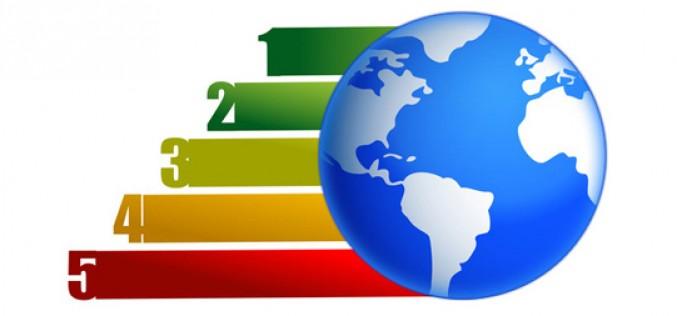 Ranking ambiental sitúa a Chile en el puesto 84 entre 180 países