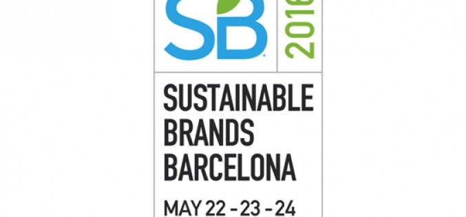 La segunda edición del Sustainable Brands Barcelona ya tiene fecha