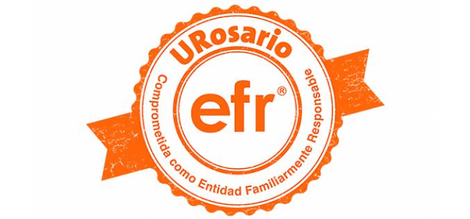La Universidad del Rosario es certificada como EFR