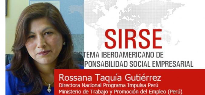Mirada desde el Estado Peruano: Acceso al empleo de personas con discapacidad por Responsabilidad Social Empresarial