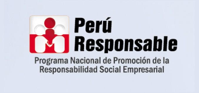 Programa Nacional de Promoción de la Responsabilidad Social Empresarial – Perú Responsable