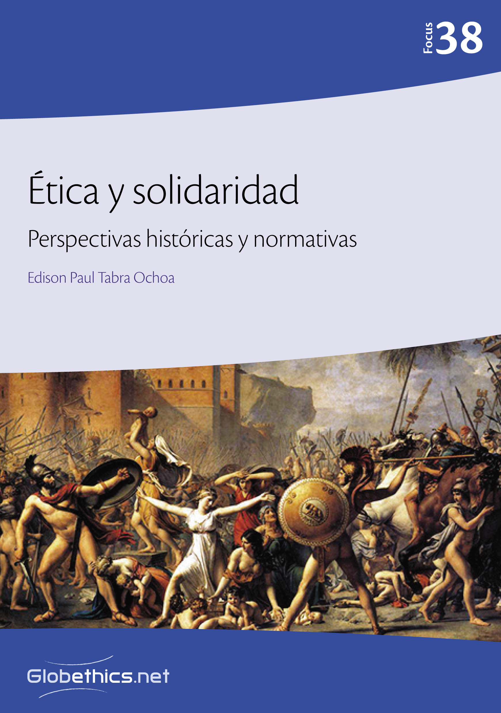 Portada Etica y Solidaridad