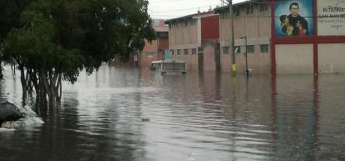22 millones de mexicanos están expuestos a desastres por inundaciones