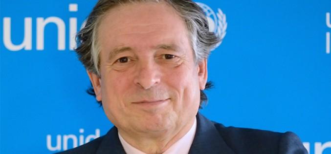 Juan José Almagro, Unicef: 'La corresponsabilidad es el motor de la Responsabilidad Social'