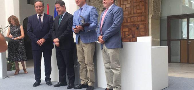 El Plan Director de la UCLM, premio a las Mejores Prácticas de Gestión Interna