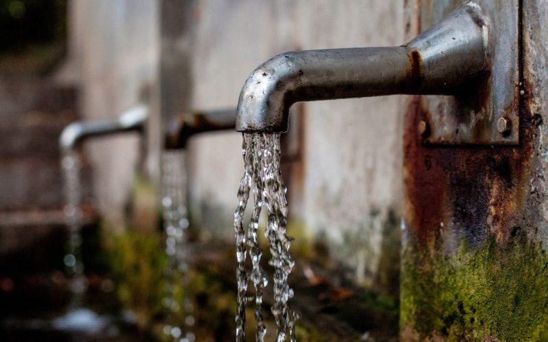 El mundo sufre de una crisis de agua potable
