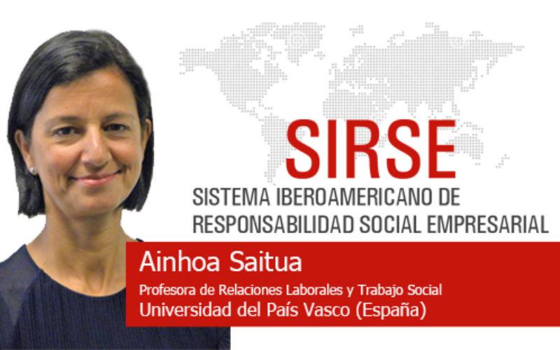 Ainhoa Saitua: 'En la comunicación empresarial se hace indispensable el uso de un lenguaje no sexista'