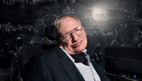 Tecnología vs pobreza: Hawking