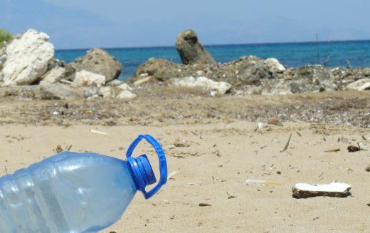 El 57% de los plásticos acaba en los mares