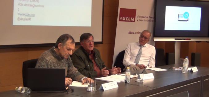La UCLM acoge este martes en Ciudad Real una jornada sobre el cambio climático de la mano del naturalista Joaquín Araújo