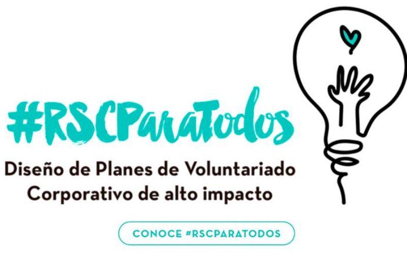 Nueva herramienta para el diseño de planes de Voluntariado Corporativo de alto impacto