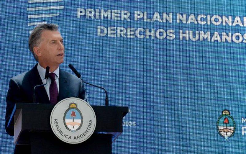 El Plan Nacional de DDHH presentado por Macri impactará en las empresas