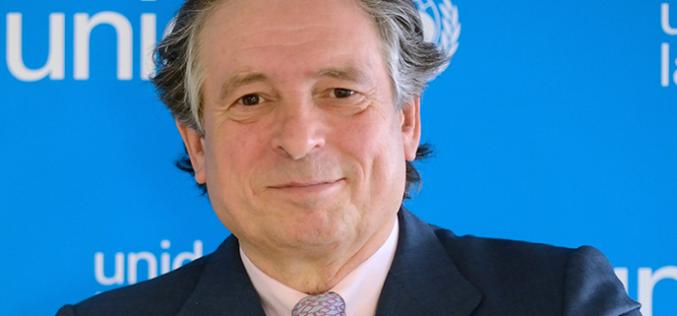 La Universidad de Salamanca otorga el doctorado 'Honoris Causa' a César Alierta y Juan José Almagro