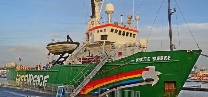 Greenpeace presenta informe sobre abusos corporativos y cómo detenerlos