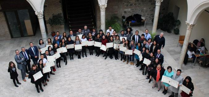 La UCLM clausura sendos cursos de posgrado sobre RSE y gobernabilidad
