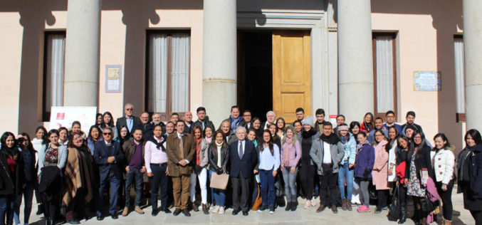 Más de un centenar de profesionales iberoamericanos cursan en la UCLM posgrados sobre gobernabilidad y RSE