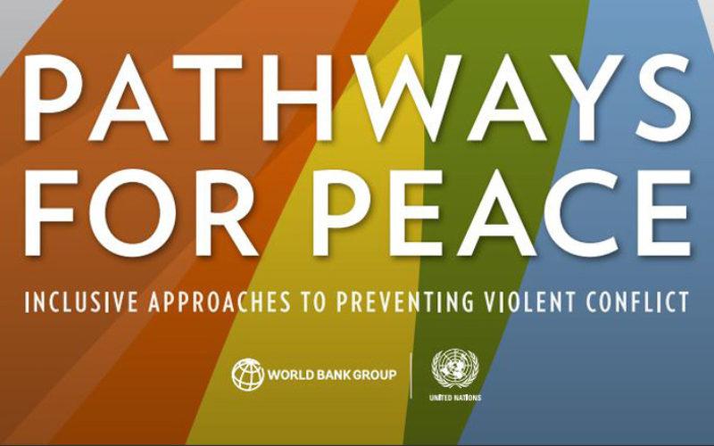 La prevención de conflictos permite ahorrar 70.000 millones de dólares al año