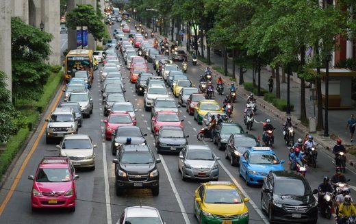 GreenPeace revela las marcas de autos que más contaminan