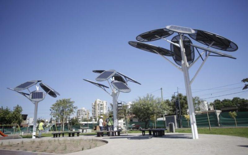 Mendoza inaugurará la primera plaza solar del país