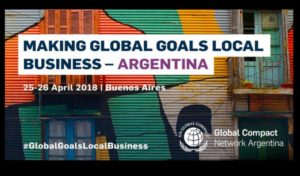 Argentina: Making Global Goals Local Business @ Usina del Arte | Buenos Aires | Argentina
