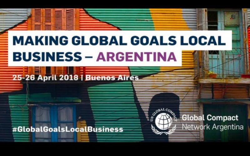 Argentina: Making Global Goals Local Business