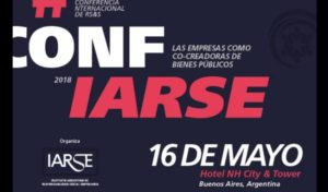 Conferencia Internacional IARSE 2018 @ Hotel NH City & Tower | Buenos Aires | Argentina