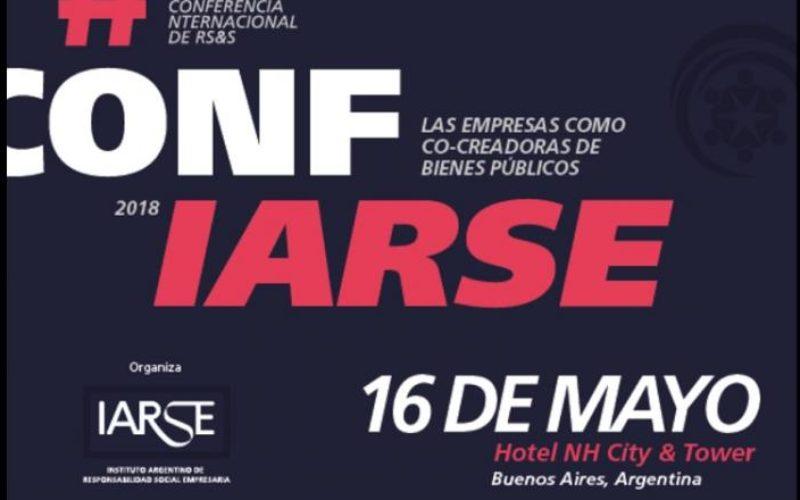 Conferencia Internacional IARSE 2018