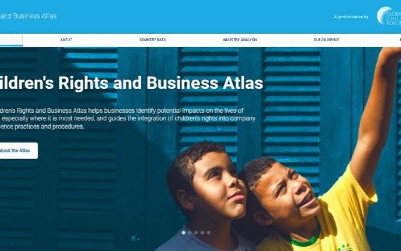 UNICEF presenta Atlas sobre Derechos de la Infancia y Empresas