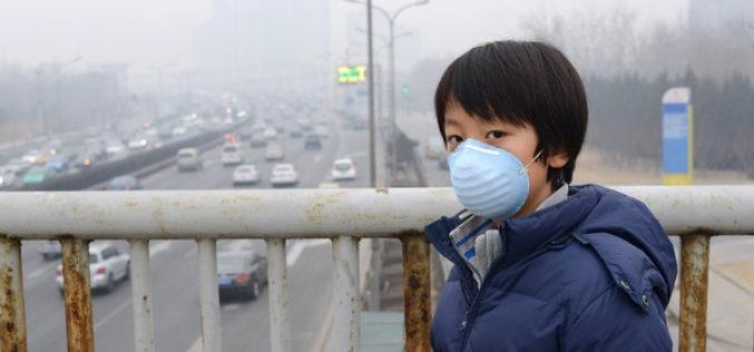 Nueve de cada diez personas en el mundo respiran aire contaminado