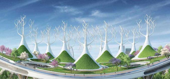 Manta Ray, un espacio urbano experimental dedicado al desarrollo sostenible