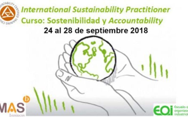 AA1000 CURSO: SOSTENIBILIDAD Y ACCOUNTABILITY EN ESPAÑOL