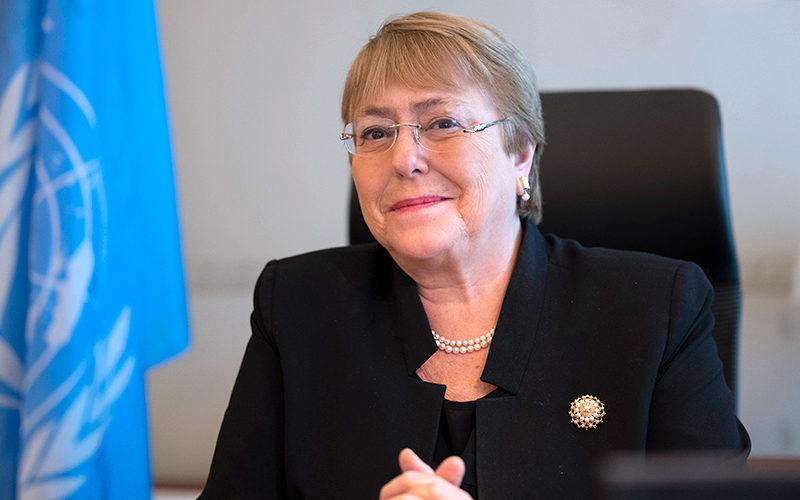 Michelle Bachelet, nueva Alta Comisionada de las Naciones Unidas para los Derechos Humanos