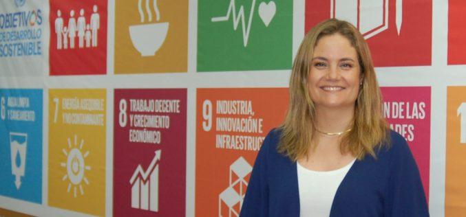 Isabel Garro, nueva asesora de Cristina Gallach para la puesta en marcha de la Agenda 2030
