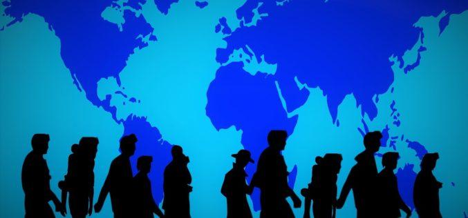 52% de los mexicanos está a favor del libre paso de la Caravana Migrante