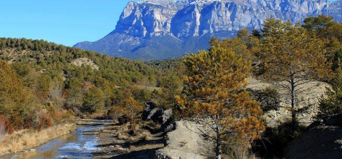 La temperatura en los Pirineos ha aumentado un 30% más que la media mundial