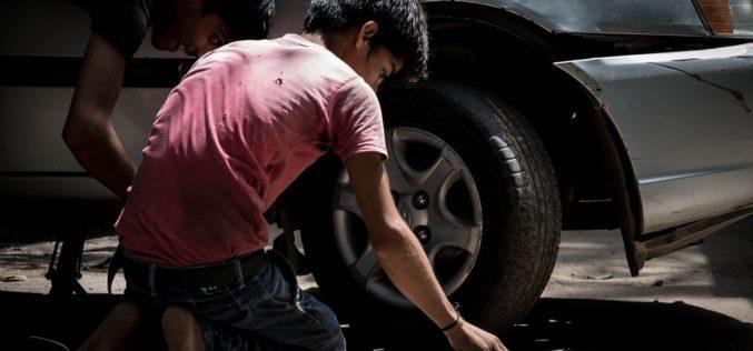 La cruda realidad del trabajo infantil en muchos países de ingreso bajo y particularmente de África subsahariana