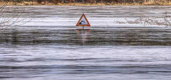 Una base de datos predice el riesgo de inundación por el cambio climático
