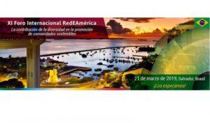 XI Foro Internacional de RedEAmérica